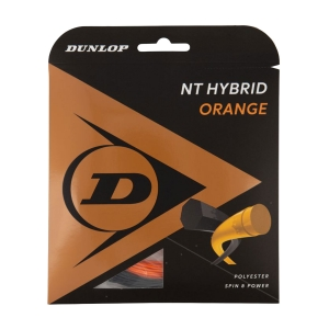 Hybrid String Dunlop NT Hybrid 1.35/1.27 Set 12.2 mt  Orange/Black 624783
