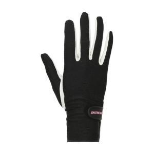 Accessori Vari Dunlop Sport Guanti Donna  Black/White 10313130