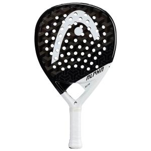 Padel Racket Head Graphene 360+ Alpha Elite Padel  Black/White 228151
