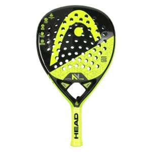 Padel Racket Head Graphene 360 Alpha Pro V Padel  Black/Volt 228189