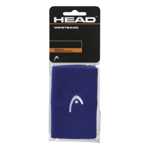Polsini Tennis Head Logo 5in Polsini  Blue 285070 BL