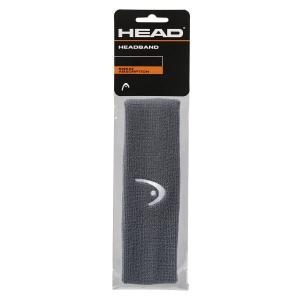 Tennis Headbands Head Logo Headband  Anthracite 285080 AN