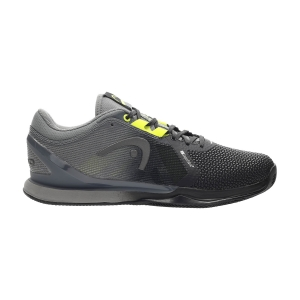 Scarpe Tennis Uomo Head Sprint Pro SF 3.0 Clay  Black/Yellow 273990 BKYE