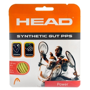 Multifilament String Head Synthetic Gut PPS 1.14 Set 12 m  Gold 281065 18GD