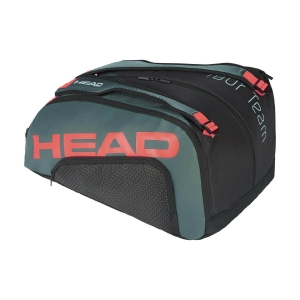Padel Bag Head Tour Team Monstercombi Bag  Black/Orange 283970 BKOR