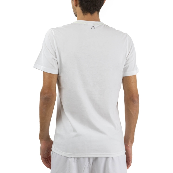 Head WAP Camiseta - White