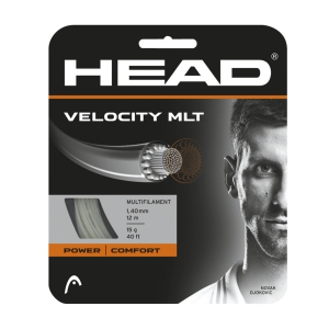 Multifilament String Head MultiPower Velocity 1.40 12 m Set  Natural 281404 15NT