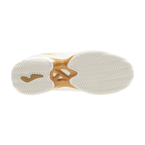 Joma Ace Pro Lady 2002 Clay - White/Gold