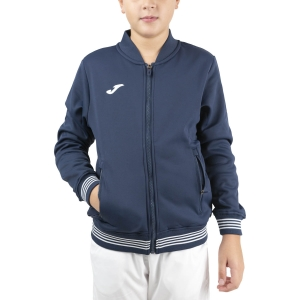 Boy Tracksuit and Hoodie Joma Campus III Sweatshirt Boy  Dark Navy 101591.331