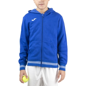 Boy Tracksuit and Hoodie Joma Campus III Classic Hoodie Boys  Royal 101590.700