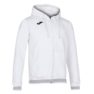 Boy Tracksuit and Hoodie Joma Campus III Classic Hoodie Boys  White 101590.200