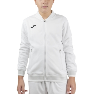 Boy Tracksuit and Hoodie Joma Campus III Sweatshirt Boy  White 101591.200