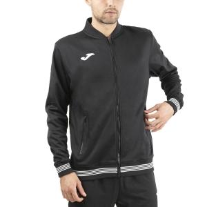 Men's Tennis Shirts and Hoodies Joma Campus III Sweatshirt  Black 101591.100