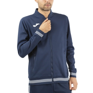 Men's Tennis Shirts and Hoodies Joma Campus III Sweatshirt  Dark Navy 101591.331