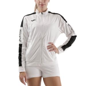 Tennis Women's Jackets Joma Championship IV Jacket  White 900380.201