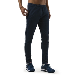 Pantaloni e Tights Tennis Uomo Joma Classic Pantaloni  Dark Navy/White 101654.332