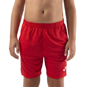 Tennis Shorts and Pants for Boys Joma Drive 6.5in Shorts Boys  Red 100438.600