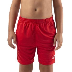 Pantalones Cortos  y Pantalones Boy Joma Drive 6.5in Shorts Nino  Red 100438.600
