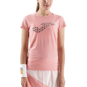 Women`s Tennis T-Shirts and Polos Joma Misiego TShirt  Pink 900975.524