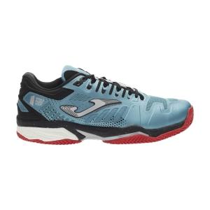 Padel Shoes Joma Slam Clay  Black/Green T.SLAMW2001