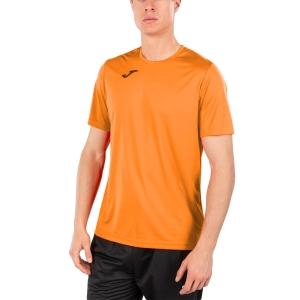 Maglietta Tennis Uomo Joma Combi Maglietta  Orange 100052.880