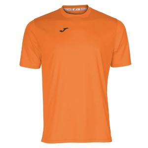 Polo y Camisetas de Tenis Joma Boy Combi TShirt  Orange 100052.880