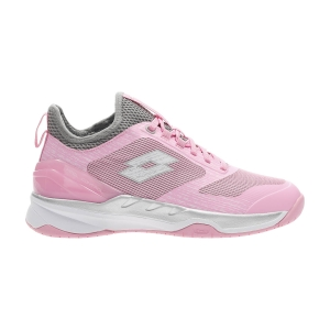 Women`s Tennis Shoes Lotto Mirage 200 Speed  Pink 920C/All White/Cool Gray 7C 2136346VM