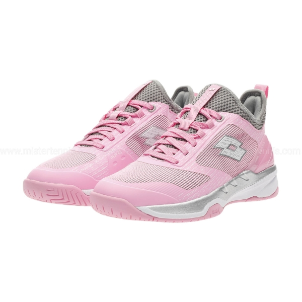 Lotto Mirage 200 Speed - Pink 920C/All White/Cool Gray 7C