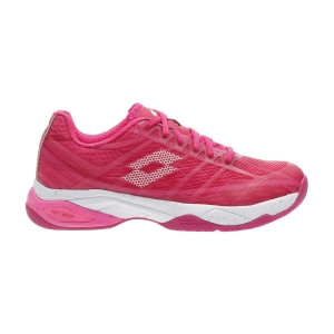 Women`s Tennis Shoes Lotto Mirage 300 Speed  Vivid Fuchsia/All White/Glamour Pink 2107416VW