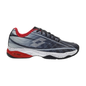 Calzado Tenis Hombre Lotto Mirage 300 Speed  All Black/All White/Red Poppy 2107346VG