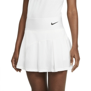 Gonne e Pantaloncini Tennis Nike Advance Hybrid Gonna  White/Black CV4707101