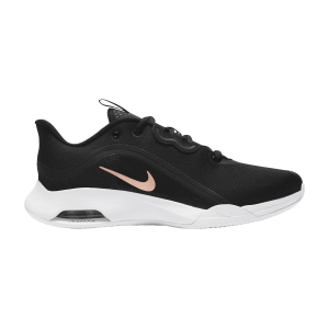 Scarpe Tennis Donna Nike Air Max Volley Clay  Black/Metallic Red Bronze/White CV0851024