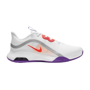 Scarpe Tennis Donna Nike Air Max Volley  White/Bright Mango/Purple Pulse CU4275101