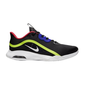 Men`s Tennis Shoes Nike Air Max Volley  Black/White/Volt/Laser Crimson CU4274001