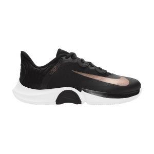 Scarpe Tennis Donna Nike Air Zoom GP Turbo HC  Black/Metallic Red Bronze/White CK7580003