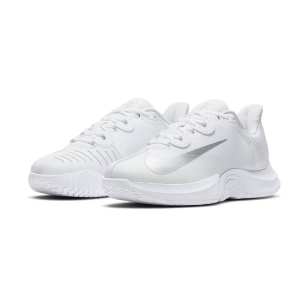 Nike Air Zoom GP Turbo HC - White/Metallic Silver