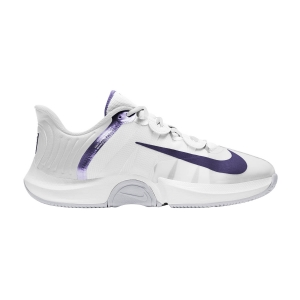 Calzado Tenis Hombre Nike Air Zoom GP Turbo HC  White/Court Purple/Geyser Grey CK7513102