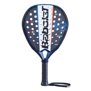 Padel Racket Babolat Air Veron Padel  Black/White/Blue 150089356