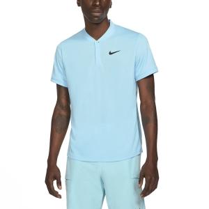 Men's Tennis Polo Nike Blade Polo  Copa/Black CW6288482