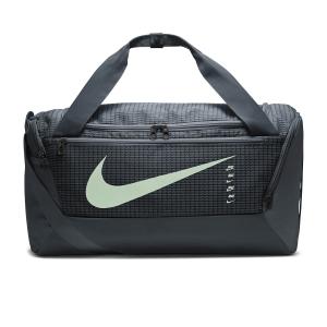 Nike Tennis Bag Nike Brasilia 9.0 Duffle  Seaweed/Pistachio Frost CU1029364