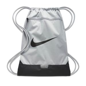 Tennis Bag Nike Brasilia Sackpack  Light Smoke Grey/Dark Smoke Grey/Black BA5953077