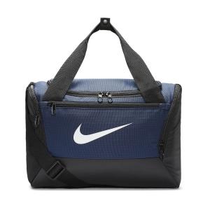 Tennis Bag Nike Brasilia XSmall Duffle  Midnight Navy/Black/White BA5961410