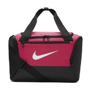 Nike Tennis Bag Nike Brasilia XSmall Duffle  Rush Pink/Black/White BA5961666