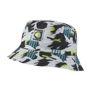 Tennis Hats and Visors Nike Bucket Challenge Cap  Black CW6429010