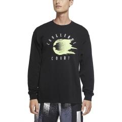 Nike Challenge Court Shirt - Black