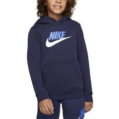 Nike Club Fleece Sudadera Niño - Midnight Navy
