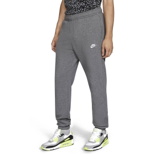 Pantalones y Tights Tenis Hombre Nike Club Pantalones  Charcoal Heather/Anthracite/White CW5608071