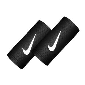 Muñequeras Tenis Nike Core Stealth Munequeras  Black/White N.NN.I0.010.OS