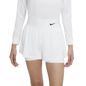 Faldas y Shorts Nike Court Advance Classic 2in Shorts  White/Black CV4792100