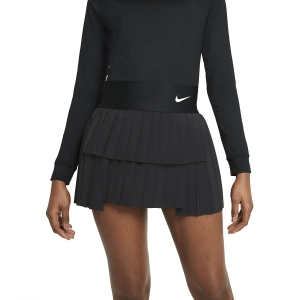 Gonne e Pantaloncini Tennis Nike Court Advance Pleated Gonna  Black/White CV4678010